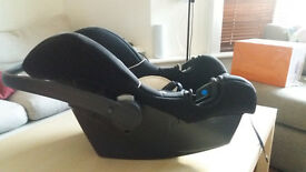 Mothercare baby car seat,slightly used.very good condition!