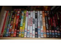 Loads of top dvds