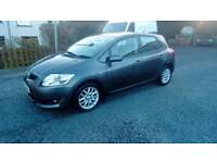 08 Toyota Auris 1.4 T3 5 Door MOT 27/05/18 great driver 2Keys ( CAN BE VIEWED INSIDE ANYTIME