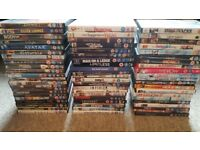 Box of 64 dvds