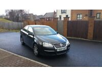 2007 57 VW JETTA TDI SE HPI CLEAR FULL SERVICE HISTORY GOOD CONDTION PX WELCOME CHEAPEST ON NET 1895