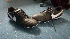 Nike Tiempo Genio II football boots 11.5