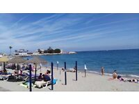 Costa del Sol apartment 2 bedrooms 300 meters to the beach sun all days Spain Andalusia