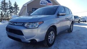 2014 Mitsubishi Outlander All Wheel Drive