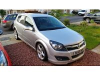 Vauxhall Astra SRI 1.9CDTI 120 spares or repairs