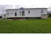 westwood luxury 3 bedroom static caravan sited at craig tara