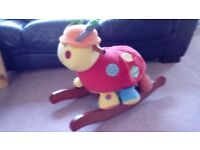 Mama`s & Papa`s Lotty Ladybird Rocker.