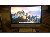 Imac 27 inch. i5 - 8GB ram - Quad core - 1TB - Computer