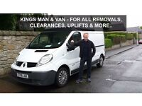 ✔GARAGE CLEARANCE✔HOUSE CLEARANCES✔LIGHT REMOVALS✔VAN HIRE✔SOFA / FURNITURE UPLIFTS✔TIP RUNS