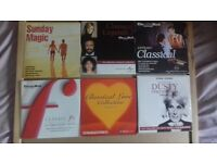 classical music cds collection