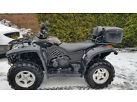 Quad bike Quadzilla RS5 road legal low mileage