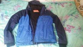 Mens jacket size small, in good condition.