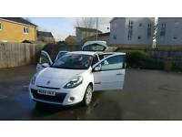 renault clio 1.5dci top of the range