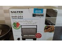 Health grill and panini maker