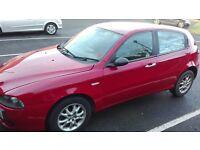 Alfa Romeo 147 1.9 jTdm - New car forces sale