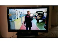 TV LCD Technika Full HD 1080p With Freeview - can deliver