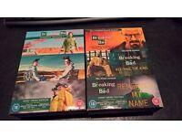 DVD Box Set(s) - Breaking Bad - The Complete Set (Seasons 1 - 5 + Final)
