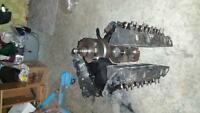 Small block chevy parts