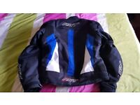 RST PRO SERIES SPORT II TEXTILE MOTORCYCLE JACKET MEDIUM SIZE 42