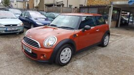 2011 MINI Hatch 1.6 One (Pepper) 3dr / ONE OWNER / F/S/H/ NEW CLUTCH
