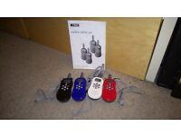 Tchibo walkie talkie set