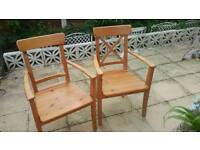 Pair of ikea chairs