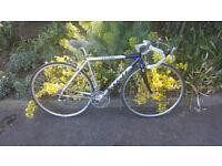 """Fuji Team RS 6000/ Carbon Fibre Racing Bike/Size18""""/ Ultra Lite/ Good Specs! / Weight 8KG/ VGC"""