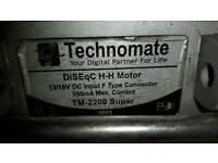 Motor for satellite dish (Technomate)
