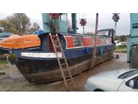 40 ' Narrowboat/live aboard/ holiday/ floating home/London