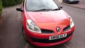 Renault Clio Extreme 56 REG, engine 1.2 ,49000 miles, just serviced