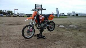2007 KTM 65SX 2 Stroke Dirt Bike, Excellent Condition, Runs Perf
