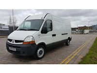 Renault master low miles immaculate condition