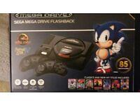Sega megadrive flashback 85 games