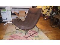 Retro chair probably 1970s