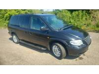 Chrysler Grand Voyager 2.8 CRD Mot till march 2019 automatic