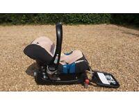Britax Baby Safe Car Seat & Isofix Base