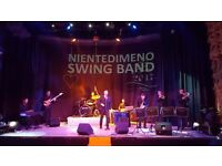 Music SWING BAND for Big Events and Festival