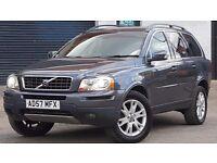 2007 Volvo XC90 2.4 D5 SE Geartronic AWD 5dr **FSH ** 9M MOT ** SAT NAV ** 7 SEATER **