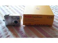 Kodak easy share Digital Camera c330 and Lowepro Bag