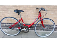 Ladies Raleigh Caprice good clean condition (city centre)