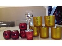 Yankee Candle tealight holders bundle