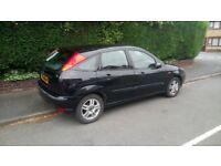 Ford Focus Zetec 1.6 - 12 months MOT - £495