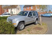 jeep cherokee crd 2.5d in excellent condition bf goodridge tyres needs aircon regas thats it