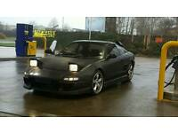 TOYOTA MR2 TURBO TWIN ENTRY T-BAR 10 MONTHS MOT