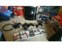 Ps3 320gb bundle with headset