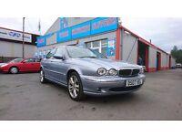 2007 Jaguar X-Type Sovereign, 2.0 Diesel, 104,000 miles in excellent condition.
