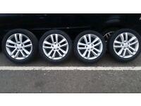 Vauxhall alloys for sale