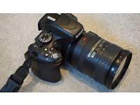 Nikon D5100 DSLR Camera + Lenses + Accessories