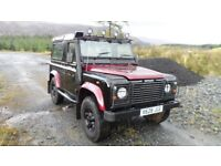 Land Rover Defender 90 Station Wagon TD5 - NO VAT - ONLY 70K MILES - UNIQUE ONE OFF!!! REDUCED!