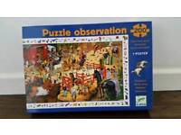 Observation Jigsaw by Djeco